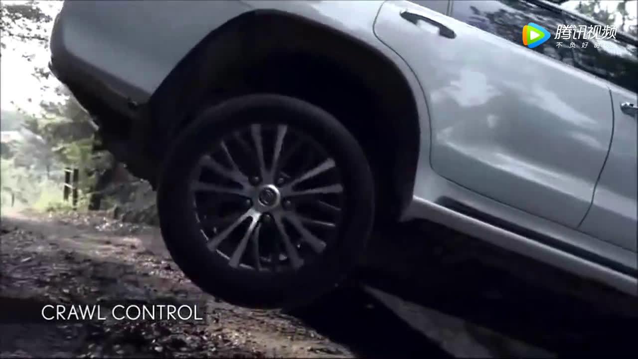 百万级别豪车,丰田的陆巡和雷克萨斯LX570谁越野能力更强?  