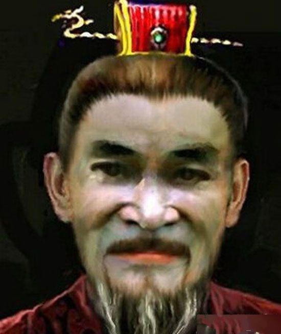 中国古代十大名人相貌复原图: 楼兰女绝美, 康熙一脸正气