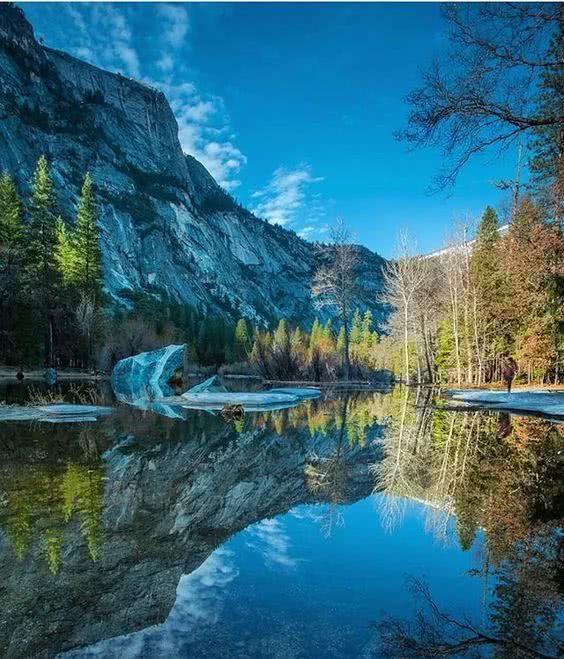 不输黄石,不输羚羊峡谷,优胜美地国家公园你值得拥有!