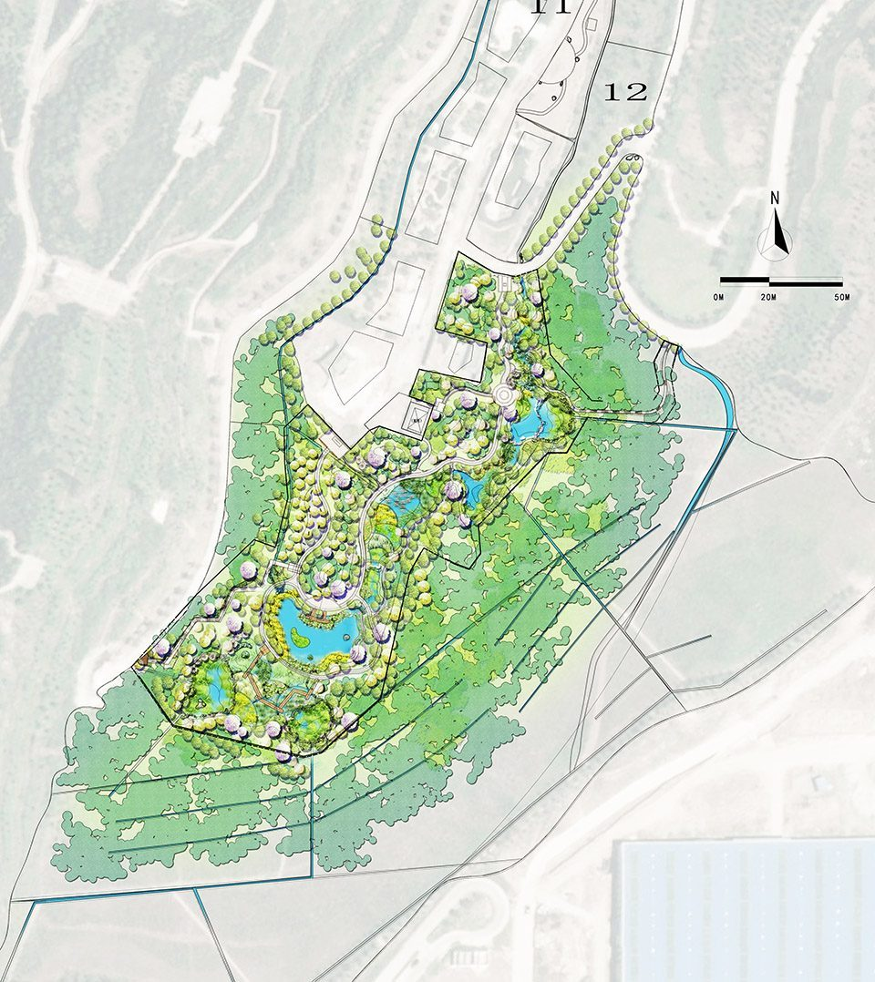 奥凡园林景观规划设计带有童趣的建筑设计图片