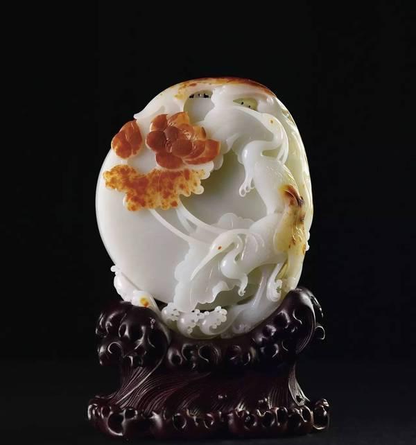无法言喻的美必将成为永恒的经典,2016嘉德秋拍玉雕精品一览