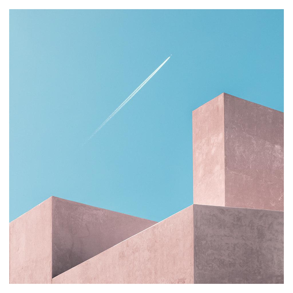极简主义的建筑摄影 | by johnny kerr 拍摄于亚利桑那州坦佩的纳尔
