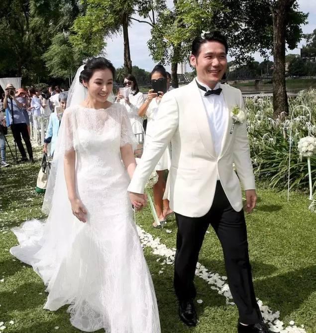 陈乔恩老公_曾经名气胜过陈乔恩,因一剧火遍全国,嫁二婚老公幸福成人生赢家