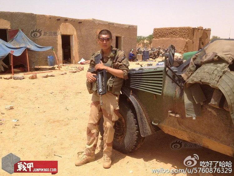 外籍军团傅晨_傅晨 (微博@战斗在法国外籍军团) 曾在第1 装甲 骑兵团服役五年