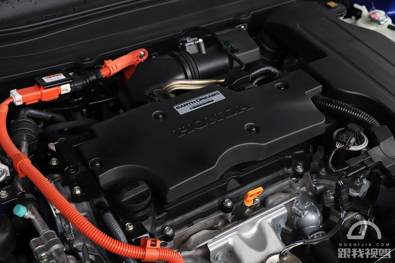 锐·混动系统比双擎更先进 第十代雅阁试驾