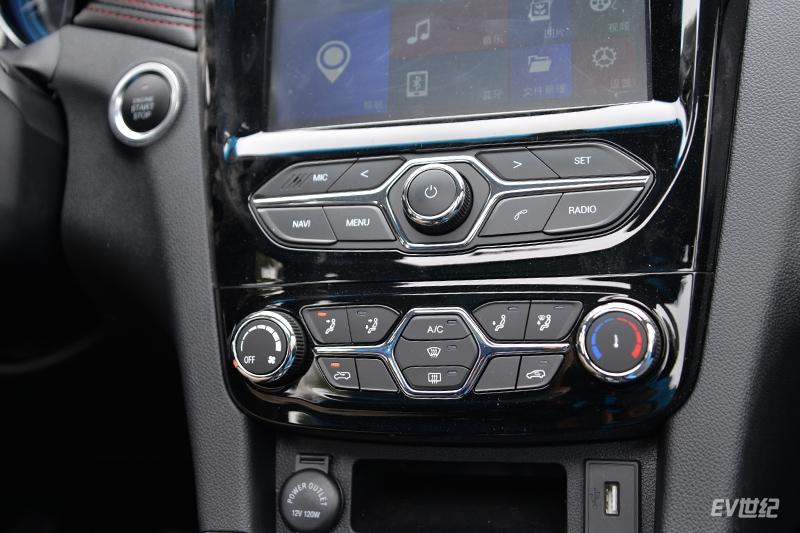 简单实用主义 试驾开瑞新能源K60EV纯电动SUV