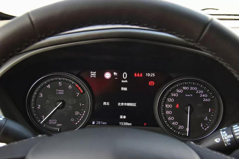 实力不俗的型动派 试驾凯迪拉克XT4