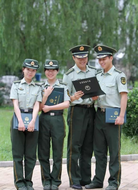 这两所警校:免学费发补贴!毕业就是公务员?