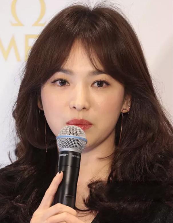 宋慧乔无修图曝光!韩国女星能否经受中国高清镜头考验?