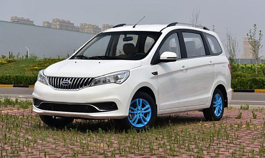 补贴后售12.98万 开瑞K50EV正式上市