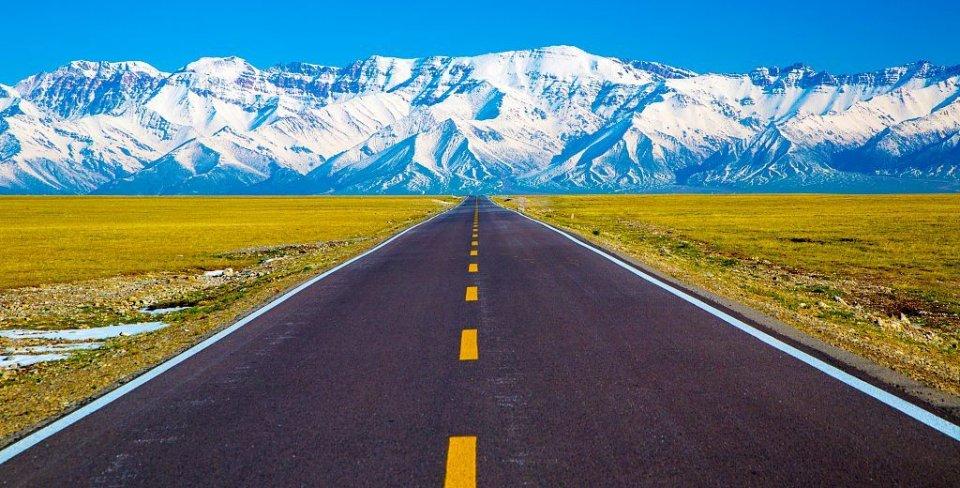 比318惊险,比66号公路壮美,这条天路一开封就惊艳了