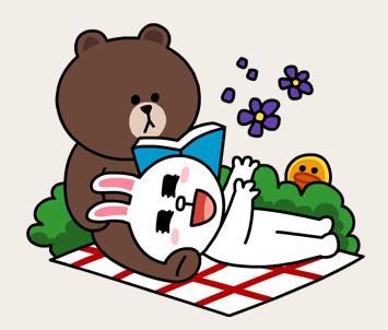 曾經那么相親相愛,布朗熊和可妮兔竟然分手了,幸好