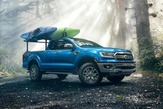 2019款福特Ranger配件清单曝光!选装件丰富程度多到可怕!