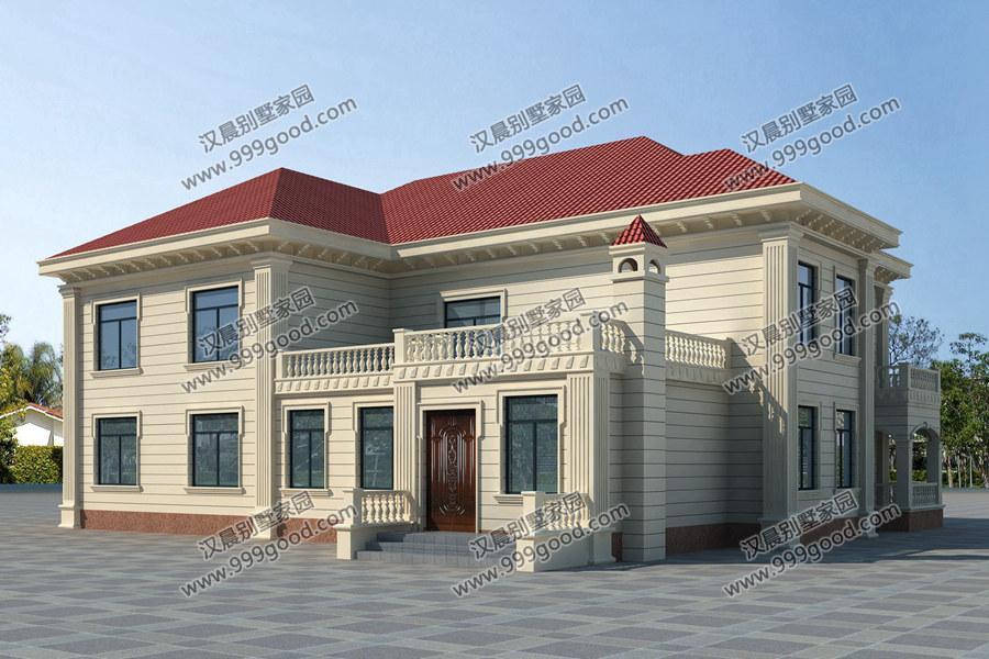 2款别墅迥异的奢华院中,低层大开间,第1款别墅院做梦都想盖一栋怎么风格防盗窗装图片