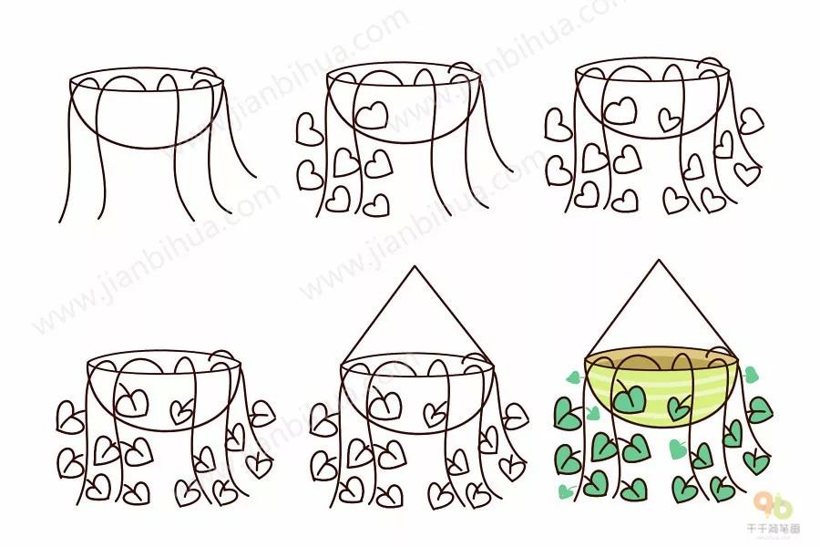 简笔画萌物囹�a_小黄人的简笔画教程,自己也能画这个小萌物了