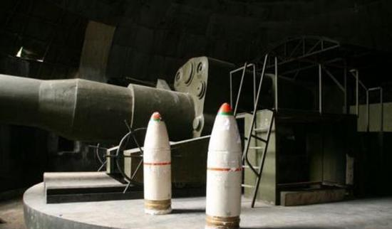 """位于日军虎头要塞的""""亚洲第一巨炮"""" 如今下落何处?"""