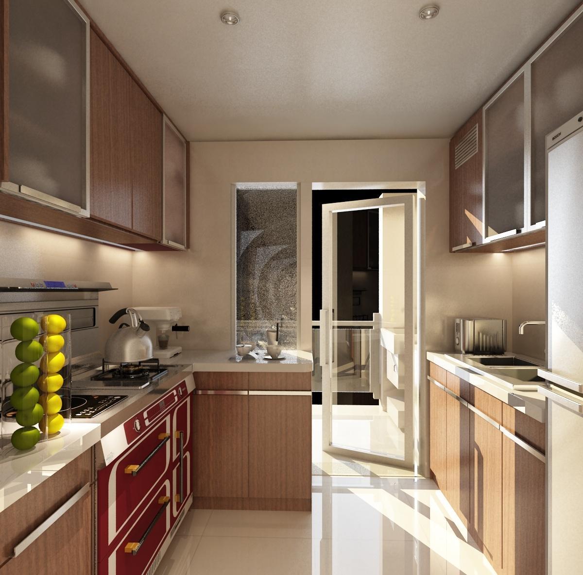 厨房和生活阳台打通好不好?