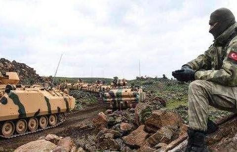 民主军控制叙伊边界,与叙军一同行动,叙东部is被包围