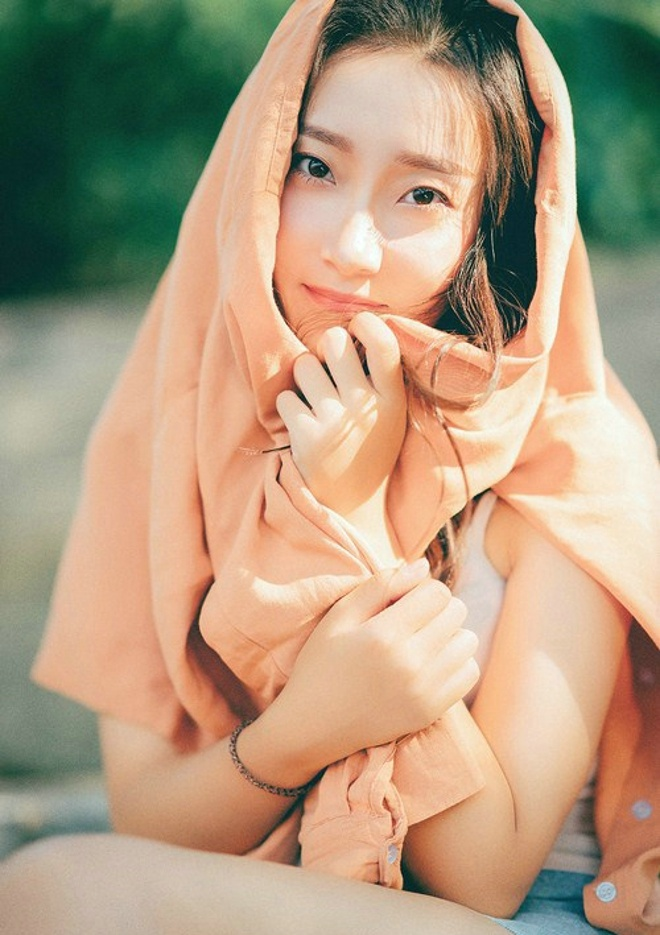 a阳光阳光唯美夏日室外清纯头像俏皮写真集清纯美女图片美女图片