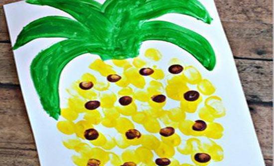 儿童创意手工绘画,零基础让孩子学学图片
