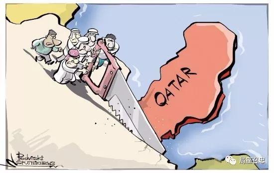 花费7.5亿 沙特要把卡塔尔变成岛国