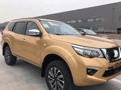 新车命名为途达, 将在4月的北京车展正式亮相, 18万起
