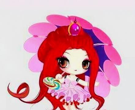 """叶罗丽仙子吃""""缩小丸""""后, 菲灵可爱, 网友,茉莉你的头发"""