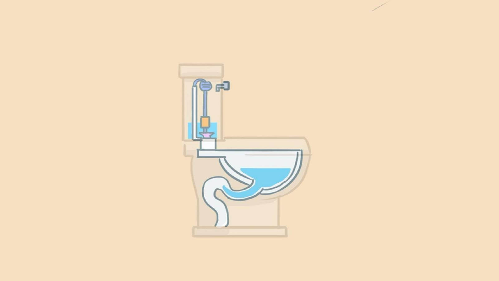 科普:如何调节马桶水箱水位?