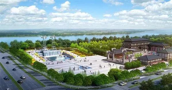 安徽宿州汴河博物馆图片