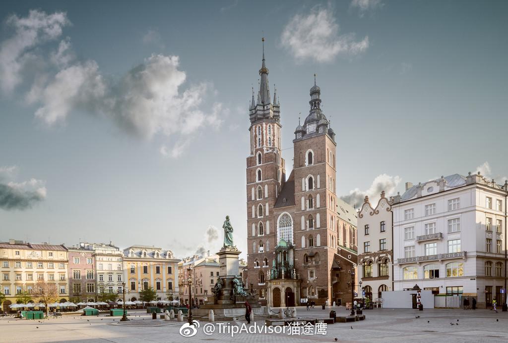 波兰·克拉科夫·圣玛利亚大教堂,用户mrs_e_01评价