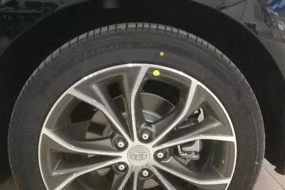 1、轮胎充气