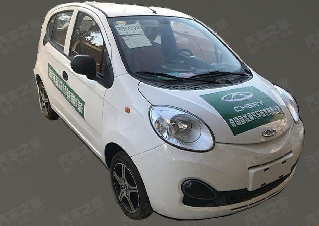 它或许是你能买到最便宜的电动车 新款奇瑞eQ 续航提升至251km