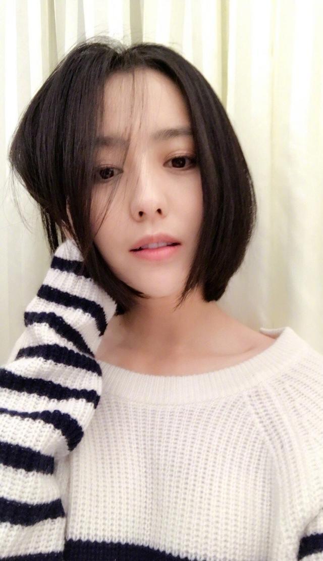 2018年最减龄短发都在这,杨紫,宋茜和赵丽颖的发型就能显小10岁图片
