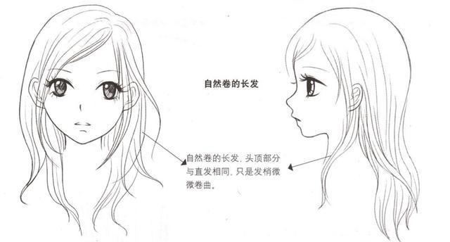 动漫人物手绘教程男