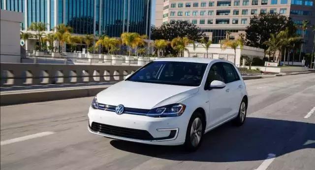 充电1小时, 续航240公里: 2017款大众e-Golf首测