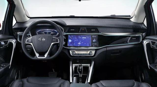 吉利全新纯电动SUV,最大续航380km,能否挑战北汽EX360?
