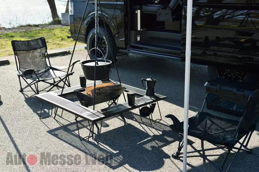 集姿态、漂移、竞技于一身,多用途面包车改装集锦