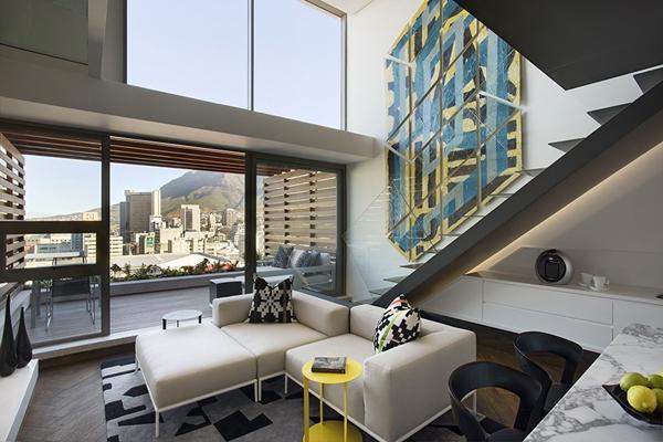 2018复式公寓装修效果图大全 复式公寓装修设计图||图
