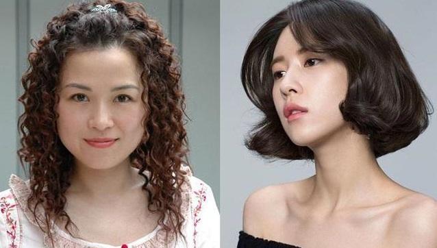 """40岁的女人别乱剪头发,这3种""""显老""""发型,理发师很少图片"""
