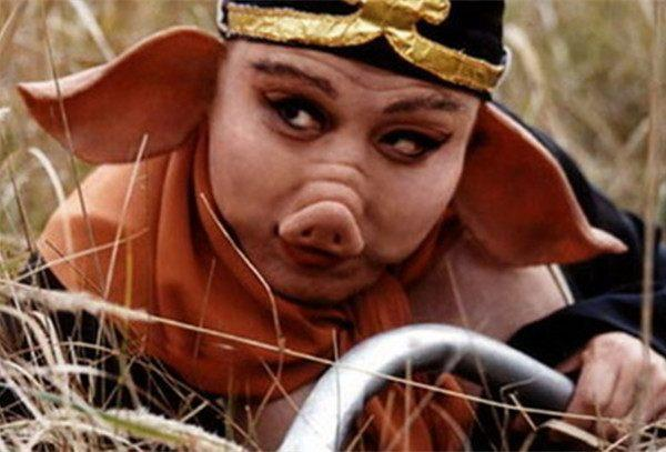 《西游记》里教猪八戒武功的师傅到底是谁?
