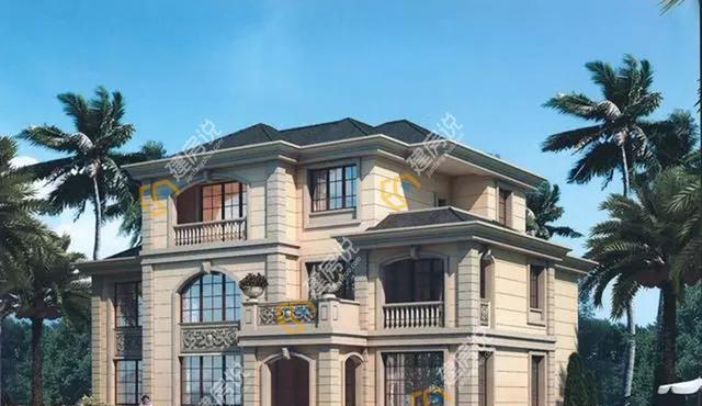 有钱人却在比建造别墅自建别墅拆要v别墅乡村苑成都图片