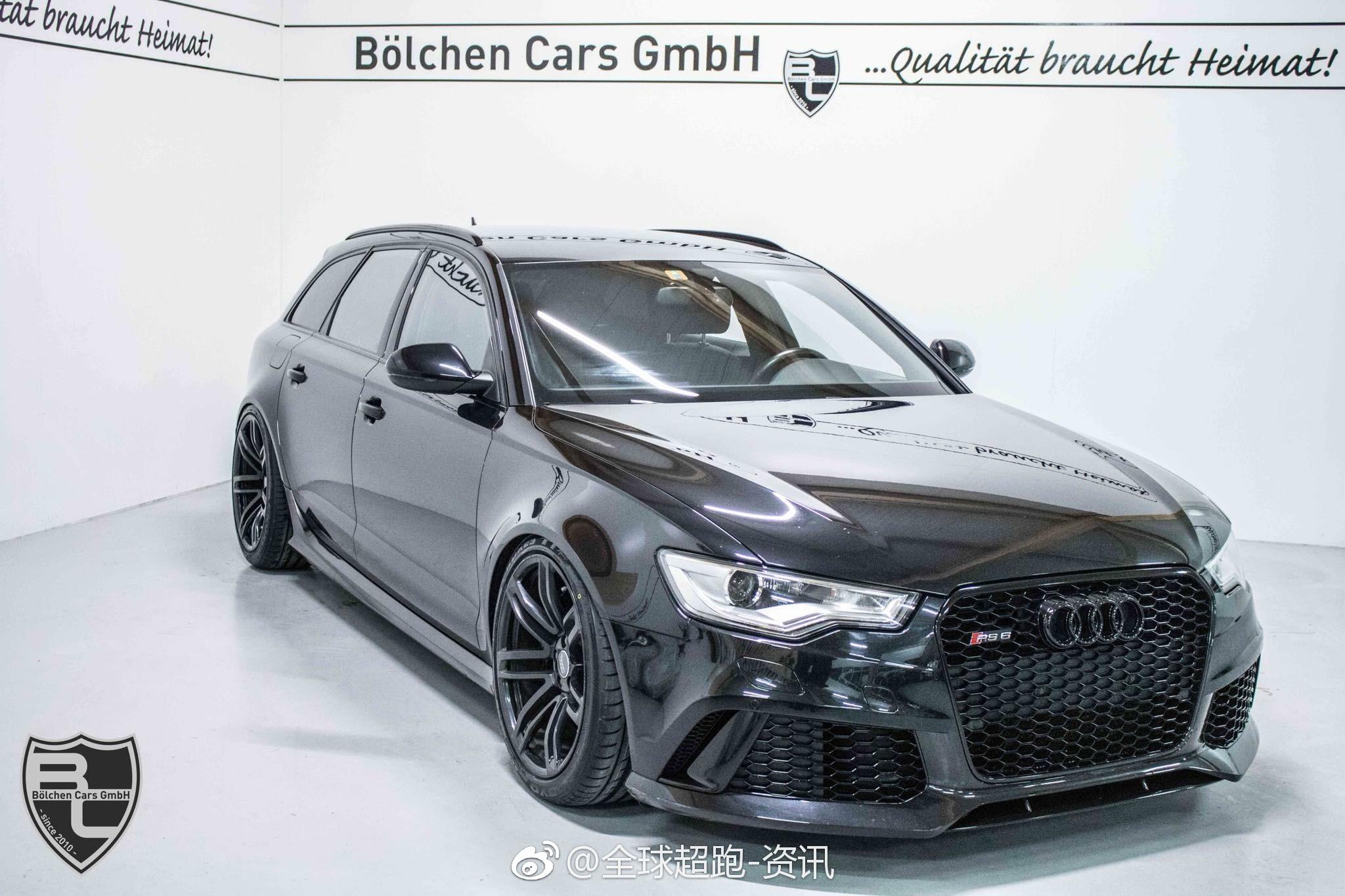Audi RS6 Avant 4.0 <em>TFSI</em> V8