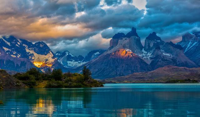 壁纸 风景 摄影 桌面 640_374图片