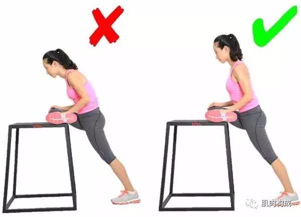 4、大腿前侧肌群的拉伸