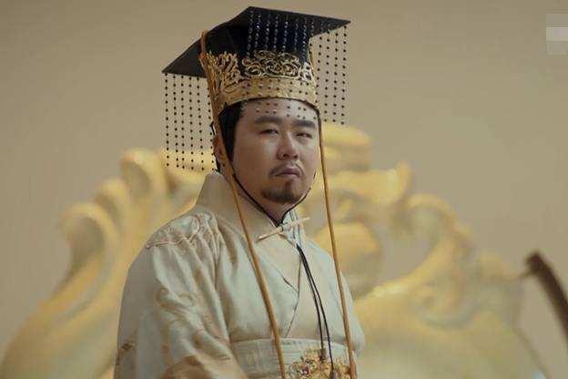 宋明帝_大臣: 不敢 皇帝: 我老婆怀孕你在回来