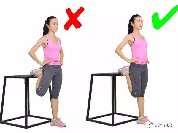 5、髂腰肌(大腿外侧)的拉伸