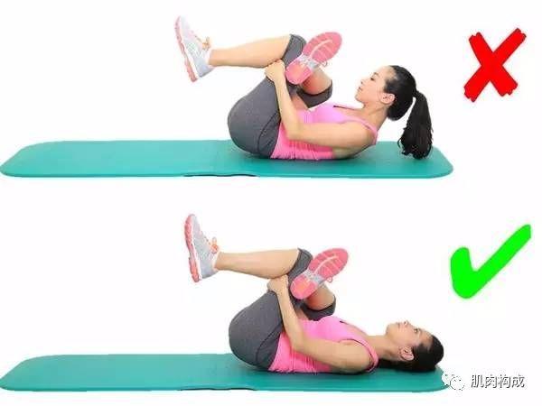 5、髂腰肌(髋部前侧)的拉伸
