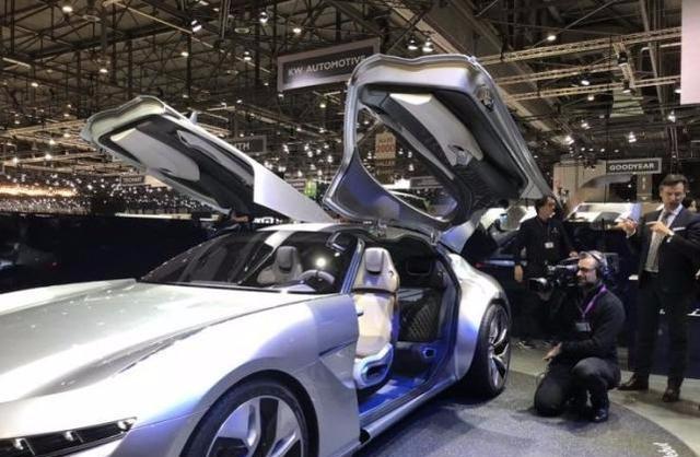 正道汽车会拿什么车参加北京车展, 轿车、SUV齐亮相