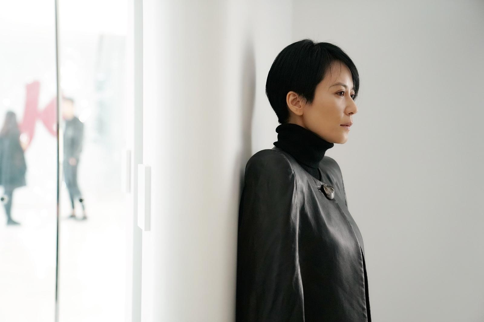 电影《在乎你》影节概念海报双发 将开幕东京电影节中国电影周