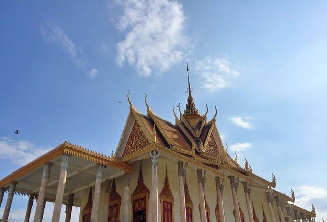 看文艺青年如何旅游,柬埔寨手绘明信片,文艺青年旅游就是不一样